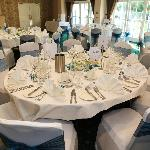 "Wedding breakfast ""Hadlow Suite"""