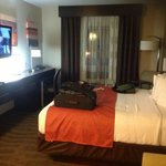 Foto van Holiday Inn Express & Suites Rockingham
