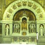 The Altar of St Rose of Viterbo