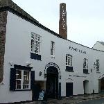 The Plymouth Gin distillery