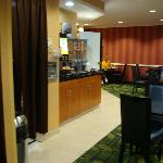 Foto van Fairfield Inn Fort Collins Loveland