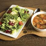 duo soup salade