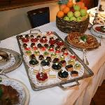  Dessertbuffet 1.9.2012