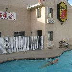  Motel 8 piscine