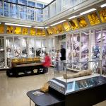 The newly refurbished World Stories Gallery