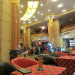  Lobby cafe