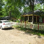 Foto de The Steamboat Inn Bed & Breakfast
