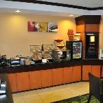 Fairfield Inn & Suites Amarillo West / Medical Center resmi