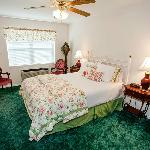  One of our classically styled rooms!