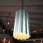 retro industrial lighting