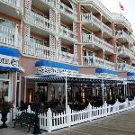 The Boardwalk Plaza Hotel and Victoria's Restaurant