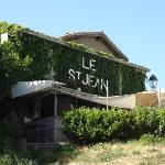 amazing restaurant Le St Jean in Carcassonne