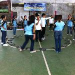 Sport area can be use for Fun Games
