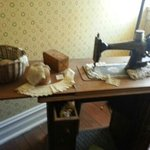  seamstress room
