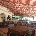 Paradise Beach Bungalows Restaurant