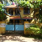  Sherin Cottage&#39;s front side