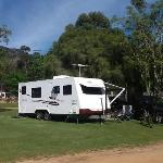 Foto Halls Gap Lakeside Tourist Park