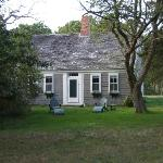  The full cape cottage