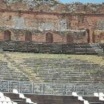 Greek/Roman Theatre in Taormina