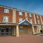 Travelodge Manchester Trafford Park Foto