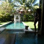 Photo de Majapahit Beach Villas