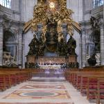 Foto di Cathedra Petri (Chair of Saint Peter)