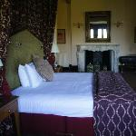 Bridal suite, Brownsover Hall Hotel