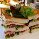 club sandwich tasty