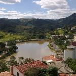 Vista do lago