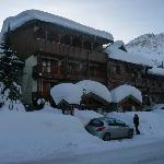 Photo of Chalet Hotel les Sorbiers