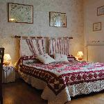  La chambre Charmoise