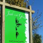 Jack in the Green Backpackers