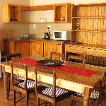 Kitchen for Self Catering