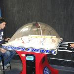 ice hockey game in Action City