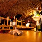 Historical wine cellar
