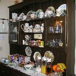  Dresser in breakfast room