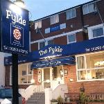 The Fylde by night