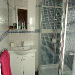  Bathroom with nice and very spacious shower