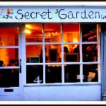 The Secret Garden Galway. Tea shop/Cafe.