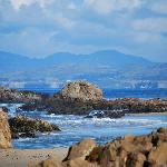 Pescadero Beach by Cathy P. Jones