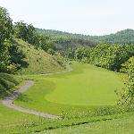 Rocky Gap #7 Fairway