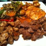  &quot;Friday&quot; special Teppanyaki