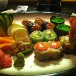 "sushi premium ""all u can eat"""