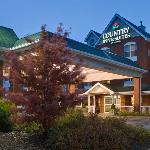  CountryInn&amp;Suites TinleyPark  ExteriorNight