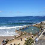 Coogee Beach - La piccola piscina