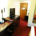 ภาพถ่ายของ Holiday Inn Express Reston Herndon-Dulles Airport