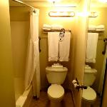Foto van Holiday Inn Express Reston Herndon-Dulles Airport