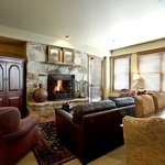 Mont Cervin Plaza Living Area -Deer Valley, Utah