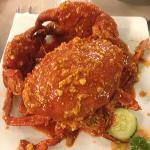 If you like spicy food must try the Kepiting 5 Chilli. It is just amazingly good.