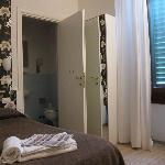 Room with en suite bathroom